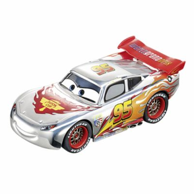 Carrera GO!!! Silver Lightning McQueen 61291 cena od 545 Kč