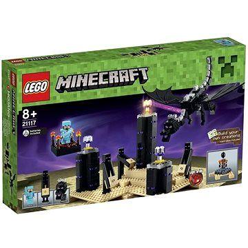Lego MINECRAFT Drak Ender 21117