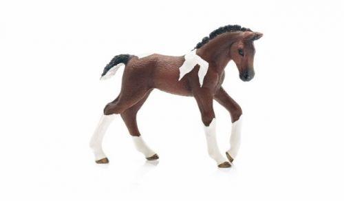 SCHLEICH Zvířátko hříbě koně trakehnerského cena od 100 Kč