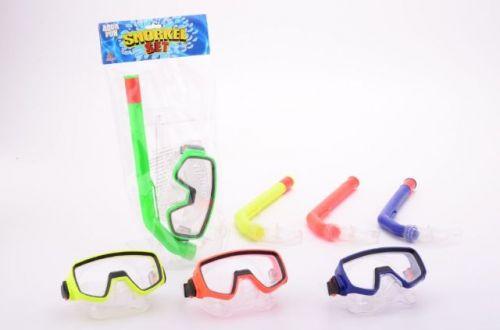 Johntoys Potapěčské brýle se šnorchlem cena od 0 Kč