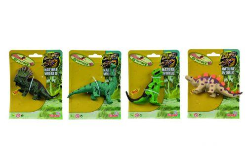 Simba Gumový strečový dinosaurus cena od 80 Kč