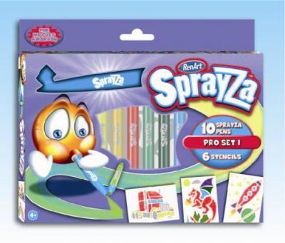 RenArt Sprayza SA2405 Pro Set 1 Boys cena od 150 Kč