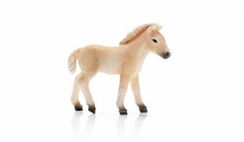 SCHLEICH Zvířátko hříbě koně fjordského cena od 107 Kč