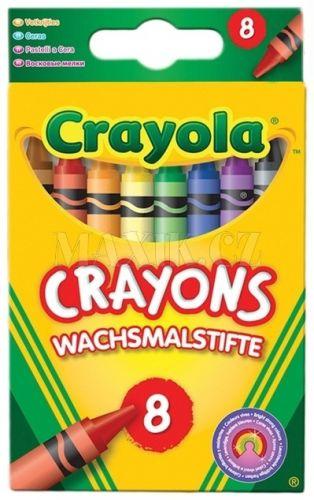 Crayola Voskovky cena od 30 Kč