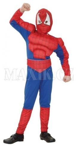 MaDe Dětský kostým Pavoučí muž cena od 499 Kč