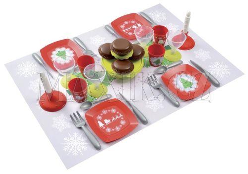 Ecoiffier Sada vánočního nádobí cena od 329 Kč