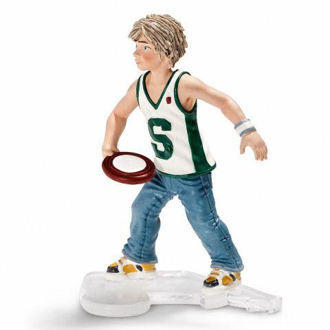 SCHLEICH Chlapec s létajícím talířem cena od 110 Kč