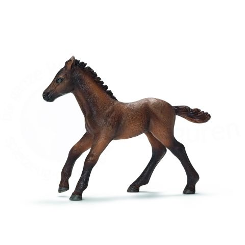 SCHLEICH Zvířátko hříbě koně kamarského cena od 0 Kč