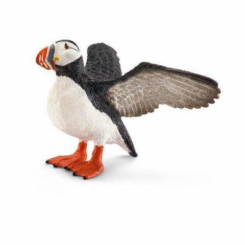 Schleich Zvířátko papuchalk mořský pták cena od 107 Kč