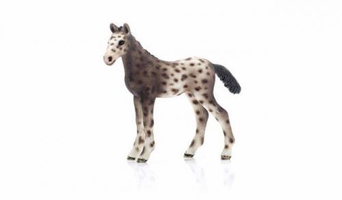 Schleich Zvířátko hříbě knabstruperského koně cena od 100 Kč