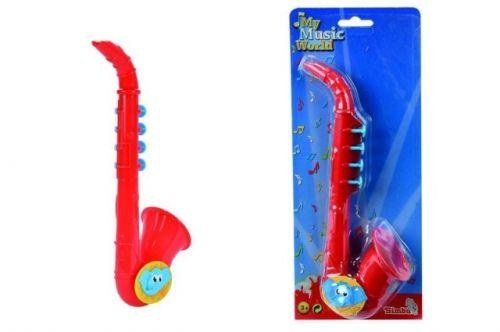 Simba Saxofon sloník 26 cm cena od 120 Kč