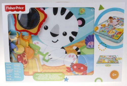 Mattel Fischer Price hrací dečka jumbo cena od 928 Kč