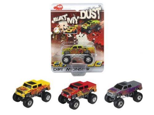 Dickie Eat My Dust Dirt Monster 9 cm cena od 106 Kč
