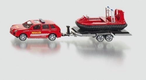 SIKU Super Auto s tahačem a vodním skůtrem 1:50 cena od 449 Kč