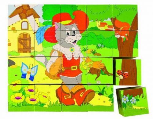 Woody Kubus Pohádky 4x5 cena od 209 Kč