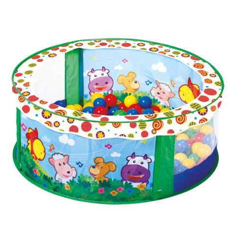 Bino Bazén s balonky 80 ks cena od 826 Kč