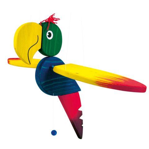 Bino Papoušek velký cena od 288 Kč