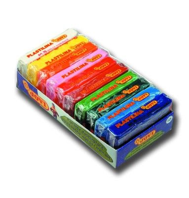 Jovi plastelína barevná 10×50 g cena od 99 Kč