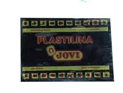 JOVI plastelína černá 350 g cena od 60 Kč