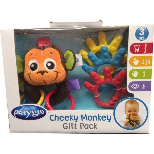 Playgro Opička cena od 249 Kč
