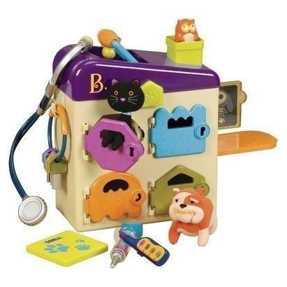 B.toys Veterinářský kufřík Pet Vet Clinic cena od 869 Kč