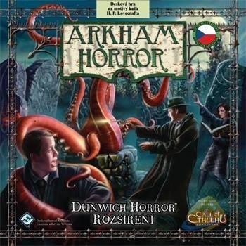 Fantasy Flight Games: Arkham Horror: Dunwich Horror - rozšíření