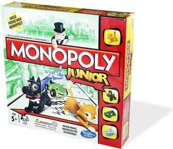 Hasbro Monopoly junior A6984122