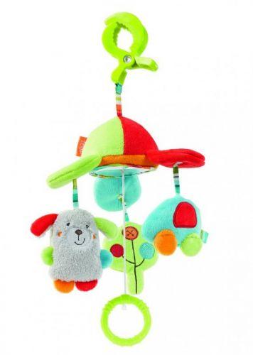 Fehn Holiday mini hrací kolotoč pejsek cena od 410 Kč