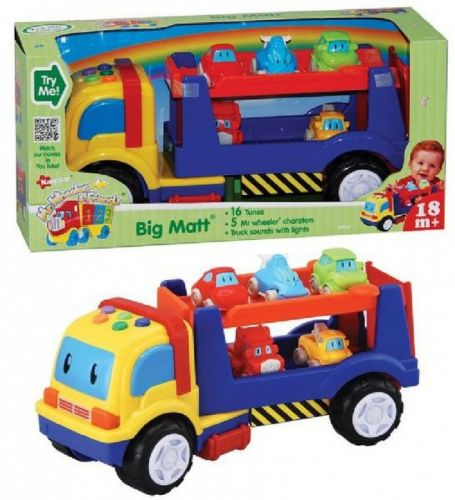 Alltoys Auto Transportér přeprava autíček (1273) cena od 699 Kč