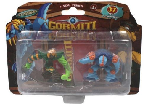 EP LINE Gormiti CARTOON figurky 2-pack cena od 141 Kč