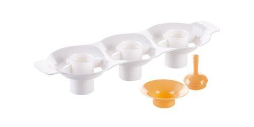Tescoma tvořítko na dvoubarevné muffiny cena od 159 Kč