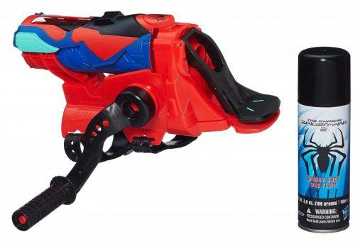 Spiderman Spirálový pavučinomet cena od 0 Kč
