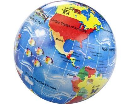 VETRO-PLUS míč Globus 230 mm