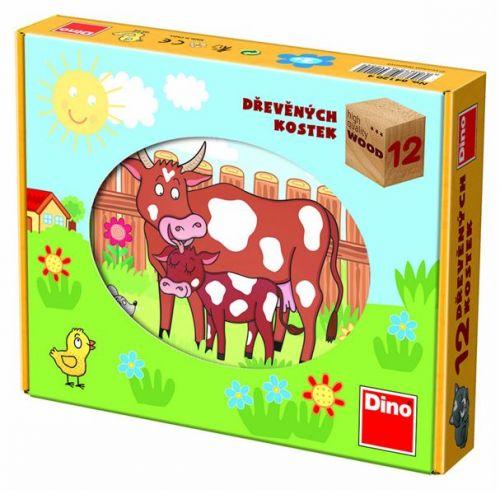 Dino Domácí zvířátka 12K cena od 168 Kč