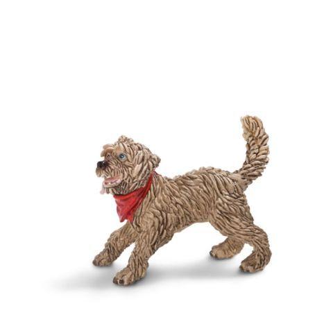 Schleich pes kříženec se šátkem hrající si cena od 105 Kč
