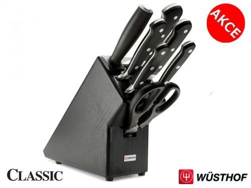Wüsthof CLASSIC Blok s noži cena od 6899 Kč