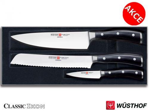 Wüsthof CLASSIC IKON Sada nožů 3 ks cena od 4699 Kč