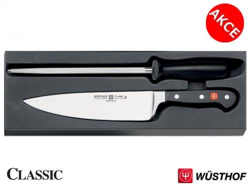 Wüsthof CLASSIC Nůž kuchařský 20 cm cena od 2365 Kč