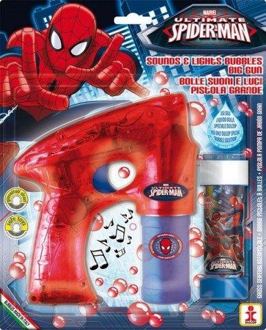 Dulcop Bublifuková pistole velká Spiderman