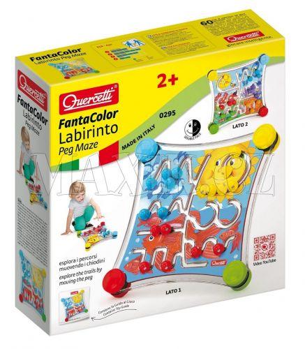 Quercetti Fantacolor Labirinto bludiště cena od 428 Kč