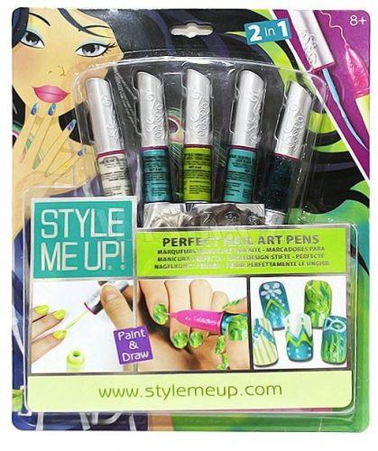 Wooky Style Me Up Perfektní nehty 1634 cena od 0 Kč