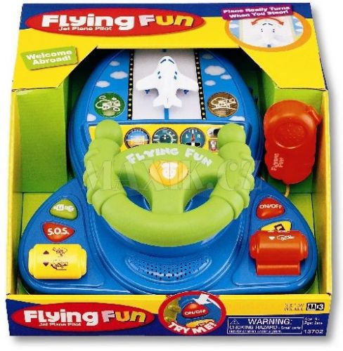 Keenway Letadlo simulátor cena od 659 Kč