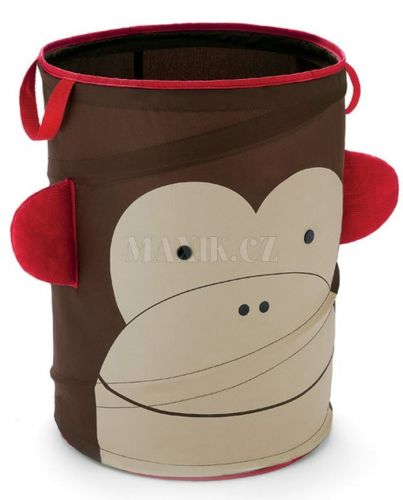 Skip Hop Zoo Box na hračky Opička cena od 499 Kč