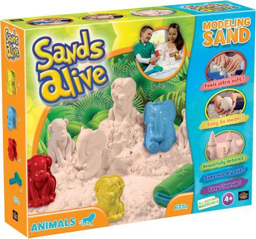 Alltoys Sands Alive! set Zvířátka cena od 820 Kč