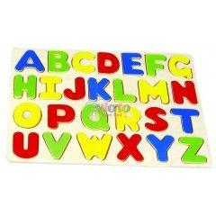 WOTO Puzzle dřevěné ABC