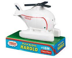 Fisher Price Volně jezdící Harold cena od 199 Kč