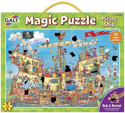 Galt: Magické puzzle – pirátská loď 2*