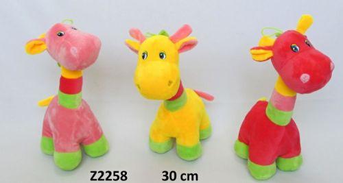 Vizopol Plyšová Žirafka Máňa cena od 189 Kč