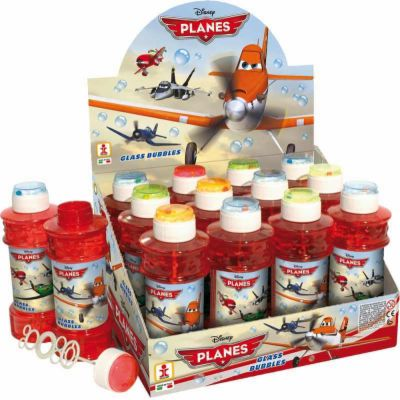Dulcop Super Maxi Disney Letadla bublifuk 300 ml cena od 41 Kč