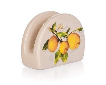 BANQUET Stojánek na ubrousky Lemon cena od 43 Kč